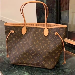 Louis Vuitton Neverfull Mm 💯 authentic NEW